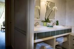 Salle de bain de la chambre Diane de Poitiers