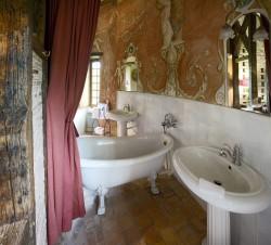 Salle de bain de la suite Charles VII