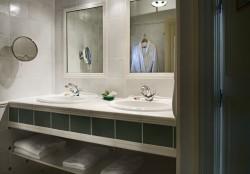 Salle de bain de la suite Balzac