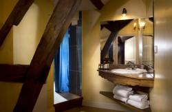 Salle de bain de la chambre Ronsard