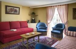 Salon de la suite RIchelieu