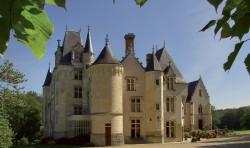Extérieur du Château de Brou