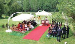 Mariage chateau de Brou