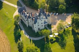 Château de Brou parc