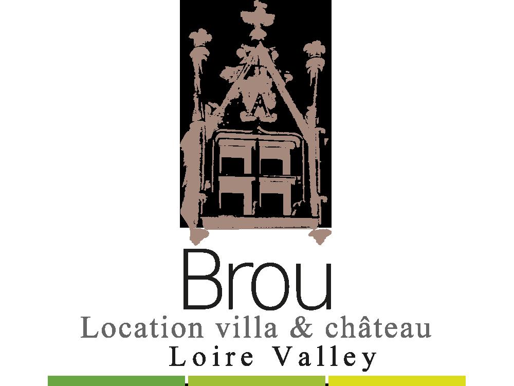 Château de Brou location Loire Valley