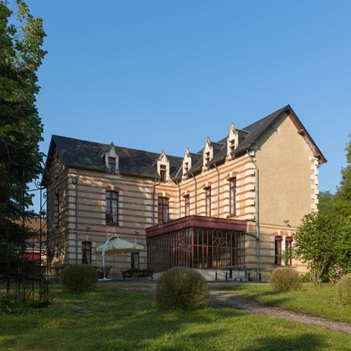 Photo d'une de la villa de Brou