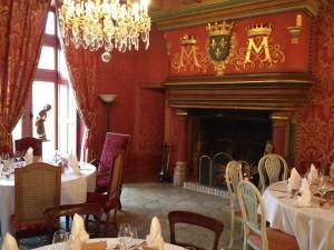 Château de Brou salon