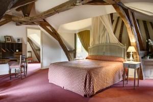 Château de Brou chambre